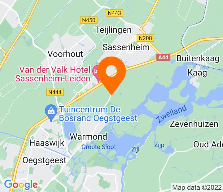 Google Map of 52.208331,4.51175