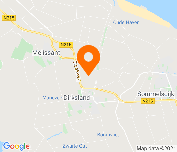 Google Map of 51.759883,4.10041