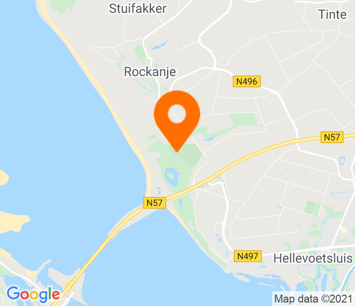 Google Map of 51.85448,4.078059