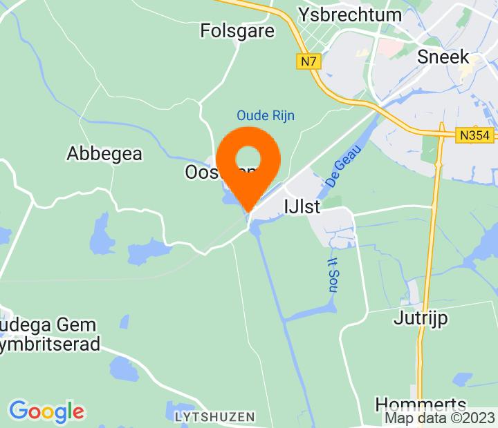 Google Map of 52.870198,5.469348