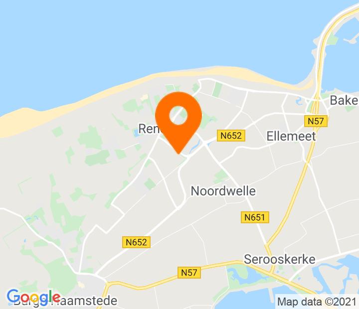 Google Map of 51.72569,3.777136