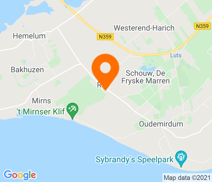 Google Map of 52.861063,5.500934