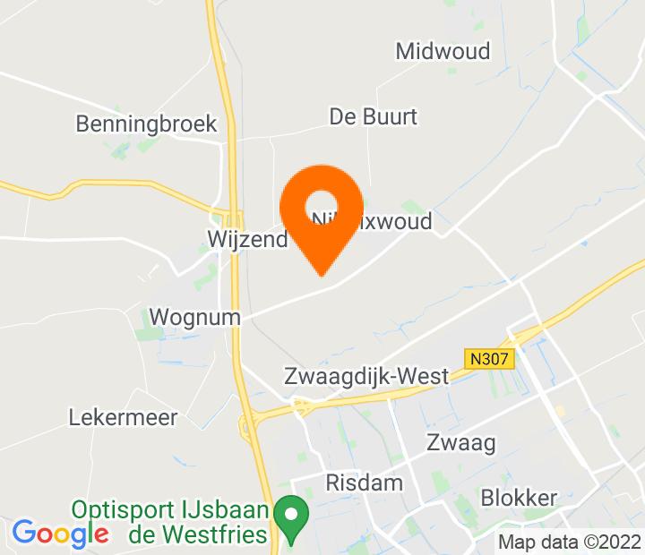 Google Map of 52.686292,5.047157