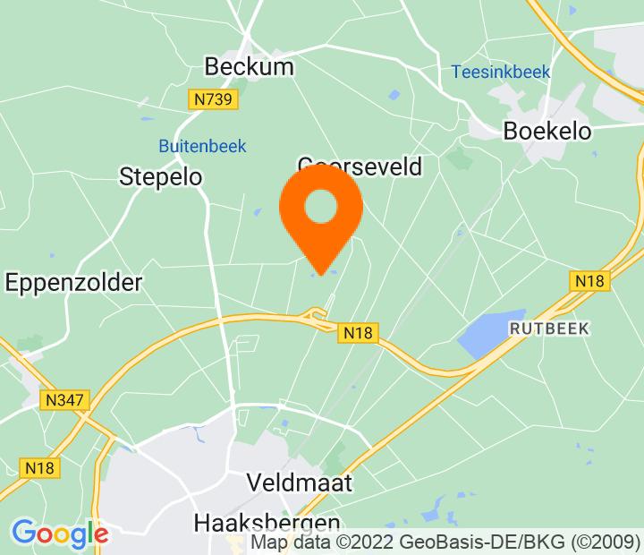 Google Map of 52.186964,6.757945