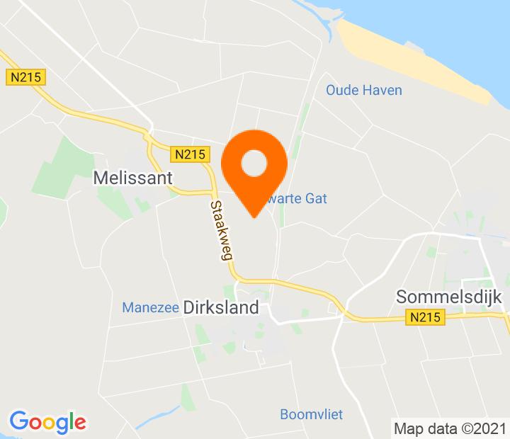 Google Map of 51.763766,4.100338