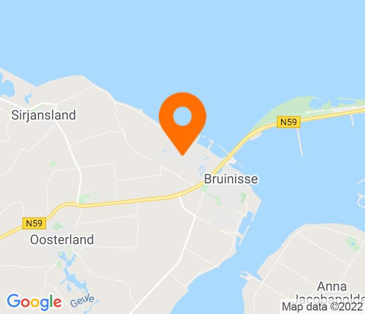 Google Map of 51.667517,4.078424