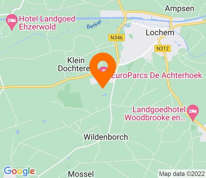 Google Map of 52.140639659491,6.3814177233259