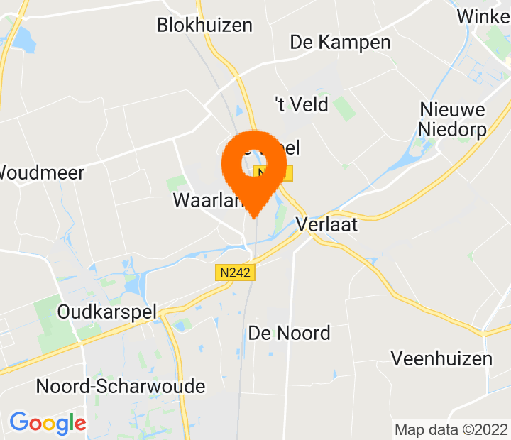 Google Map of 52.723008,4.843472