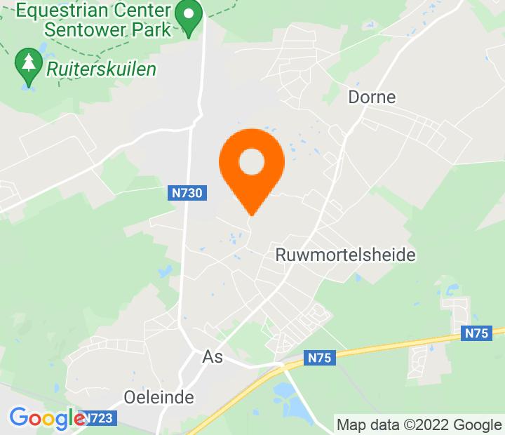 Google Map of 51.028484,5.598192