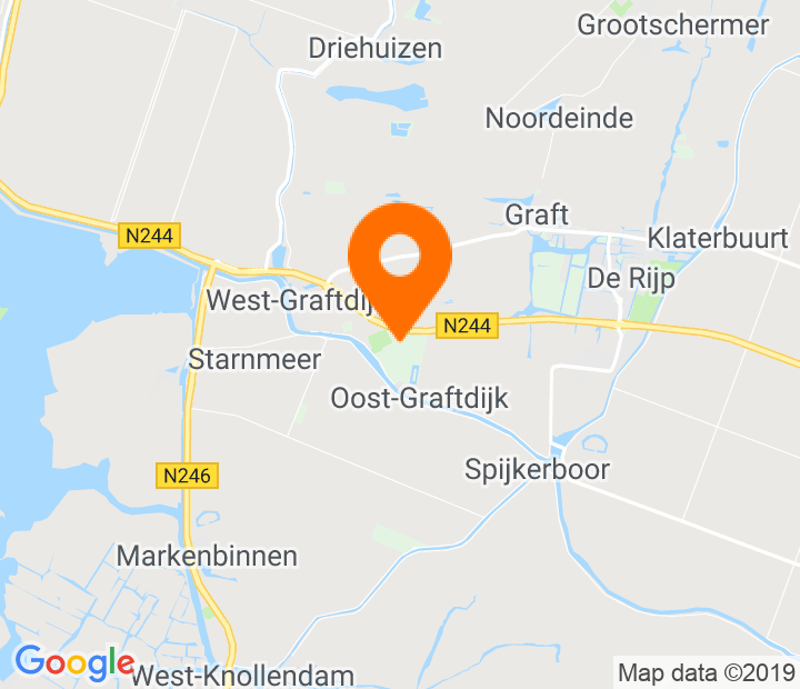 Google Map of 52.550128,4.811149