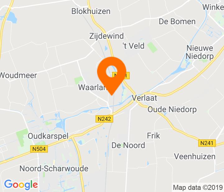 Google Map of 52.723026,4.842852