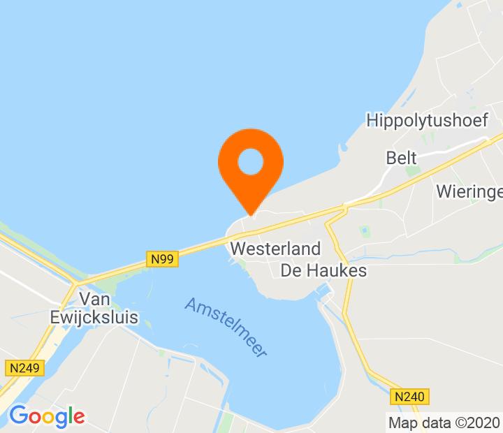 Google Map of 52.896182,4.914599