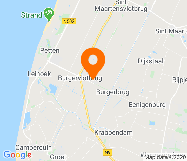 Google Map of 52.752567,4.69035