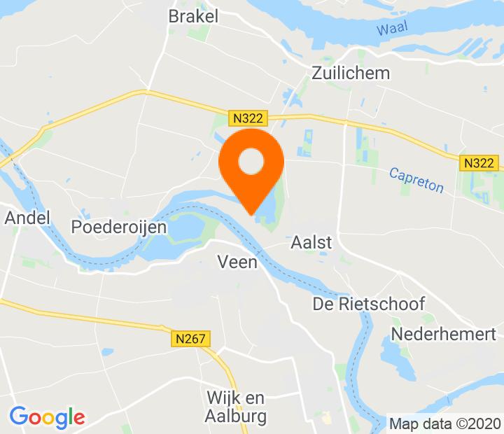Google Map of 51.786088,5.111435