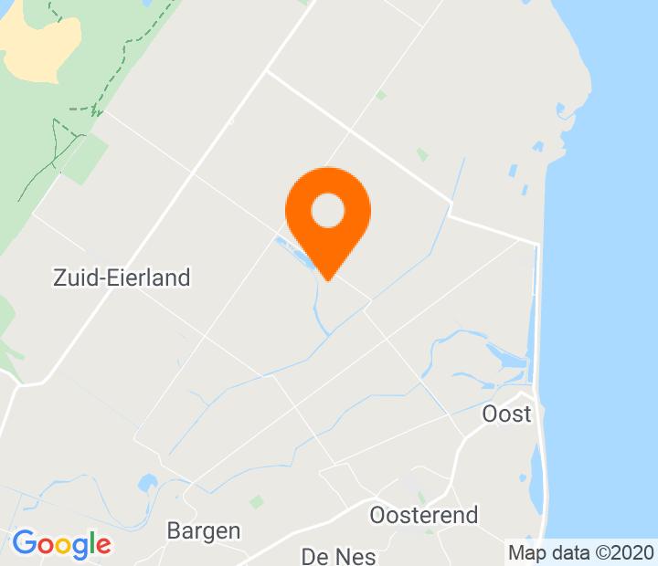 Google Map of 53.111495,4.859081