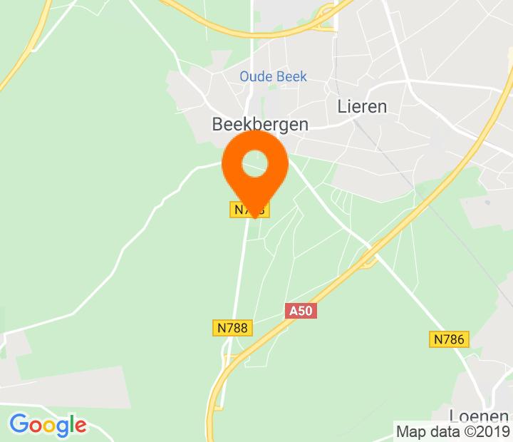 Google Map of 52.145377,5.963068