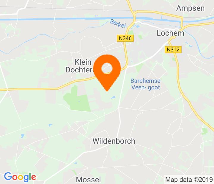 Google Map of 52.14046,6.379047