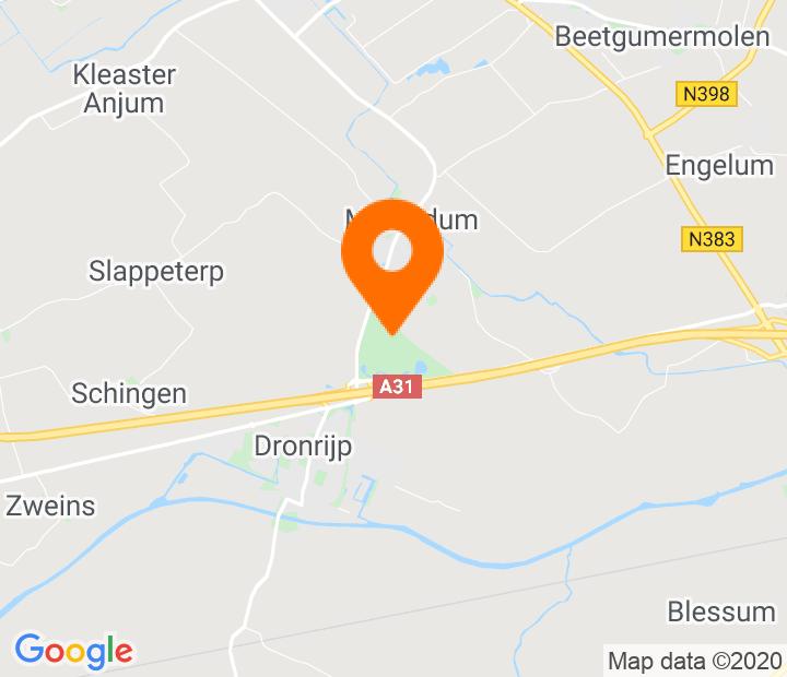 Google Map of 53.206722,5.658924