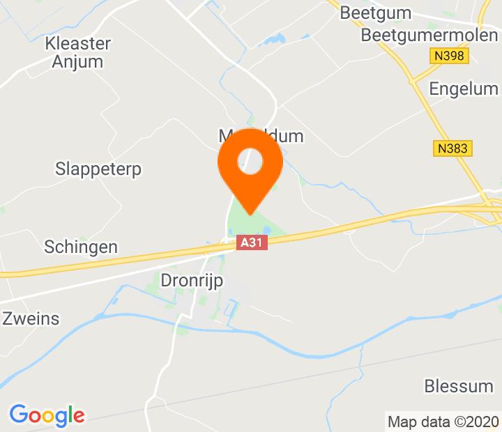 Google Map of 53.205966,5.659332