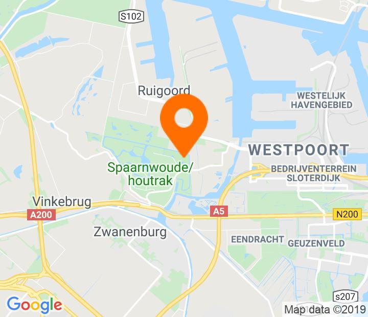 Google Map of 52.395937,4.756144