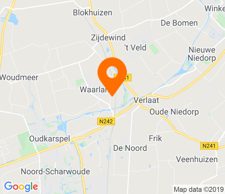 Google Map of 52.723405,4.84214