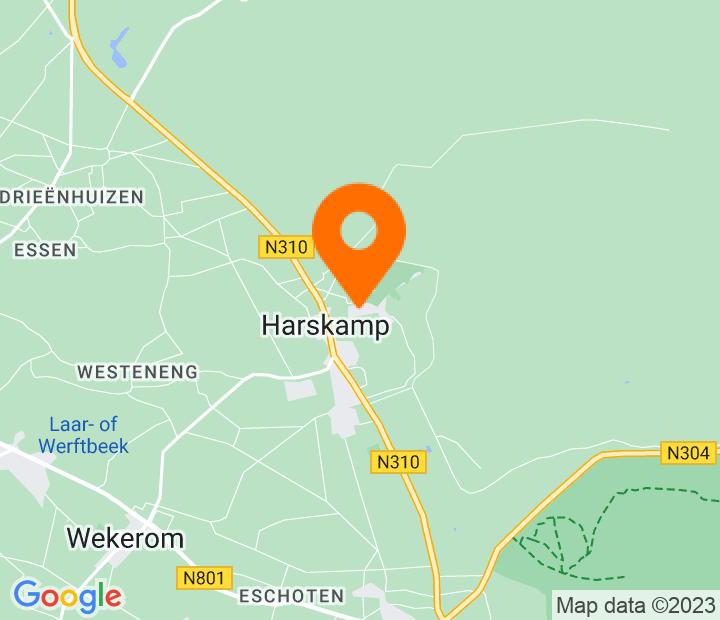 Google Map of 52.1364779,5.7554949