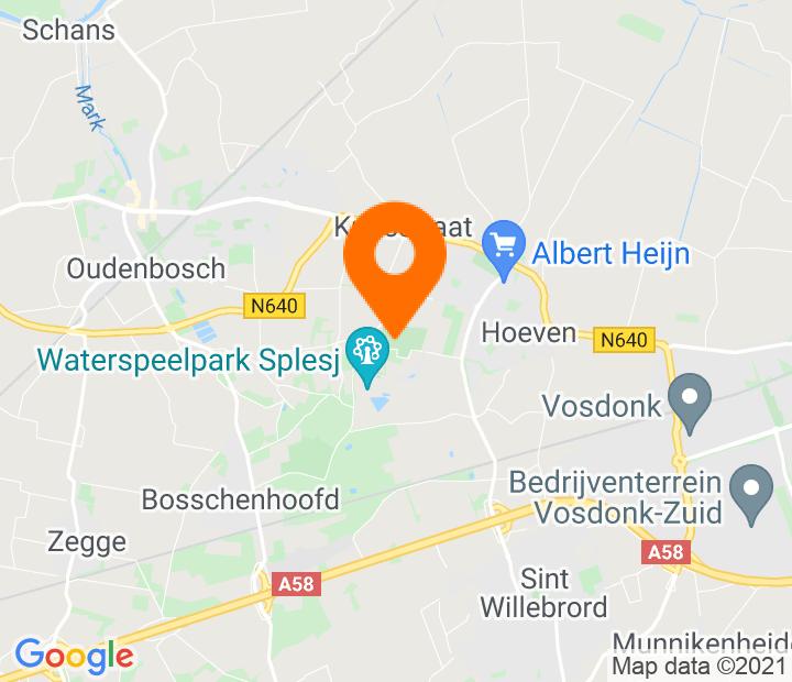 Google Map of 51.576185,4.566558