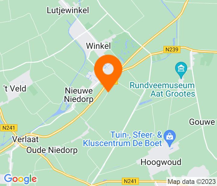 Google Map of 52.7384441,4.90808