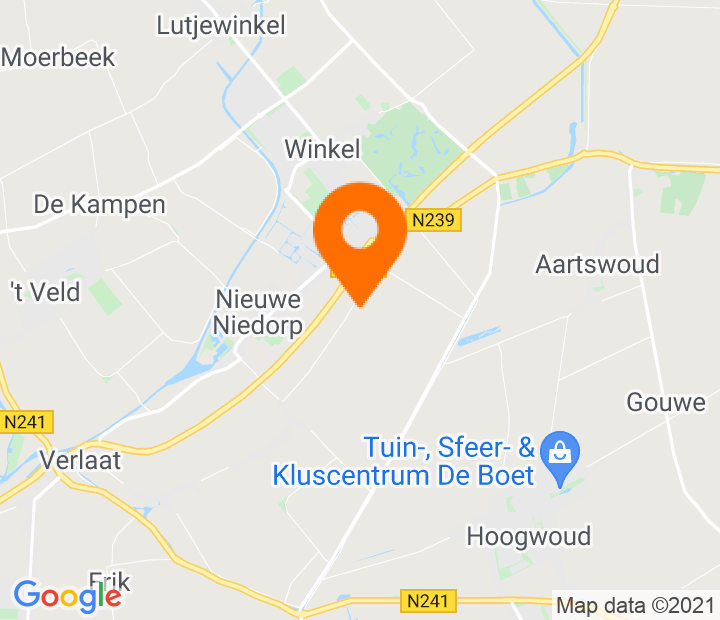 Google Map of 52.737875,4.909408