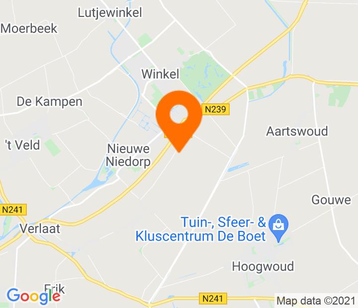 Google Map of 52.738029,4.90898