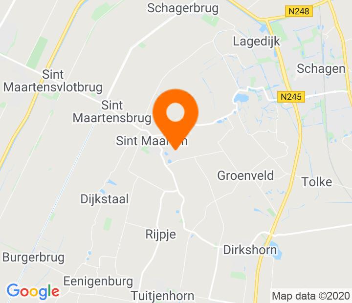 Google Map of 52.770428,4.753275