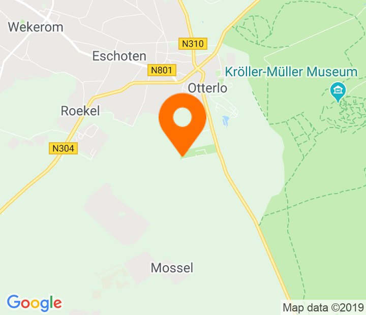 Google Map of 52.08525,5.765003