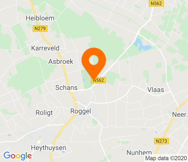 Google Map of 51.274885,5.931187