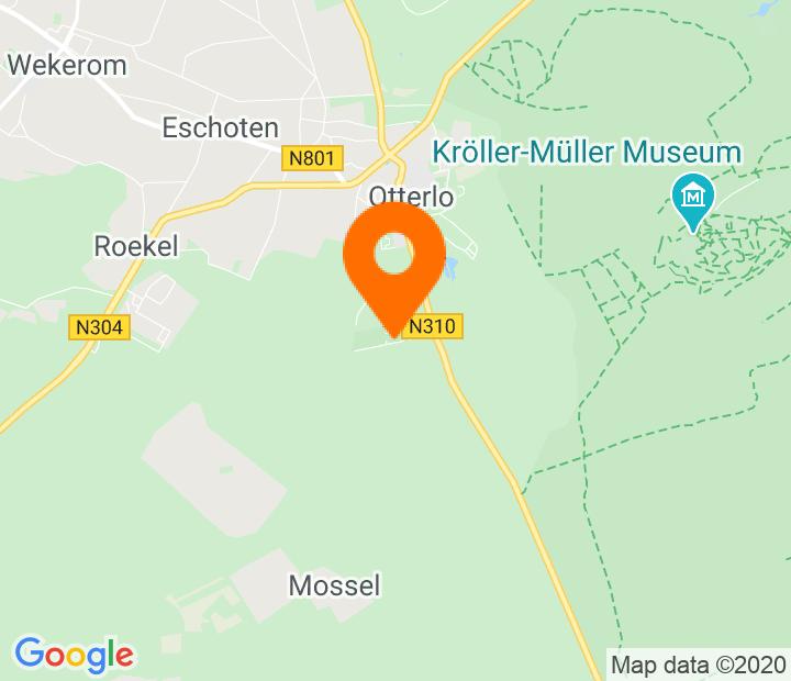 Google Map of 52.085876,5.770924