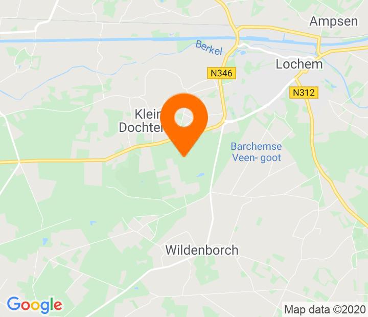 Google Map of 52.141988,6.376995