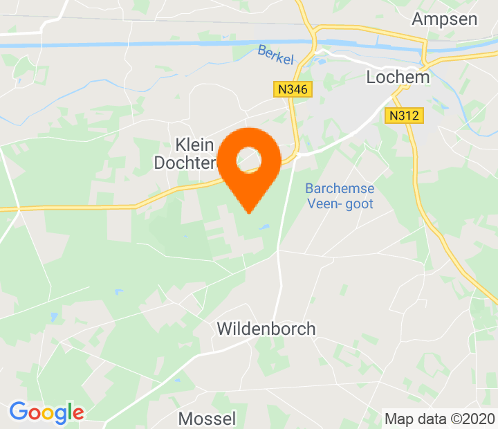 Google Map of 52.140349,6.378689