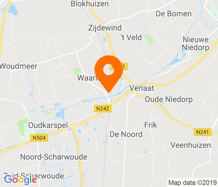 Google Map of 52.720533,4.842222