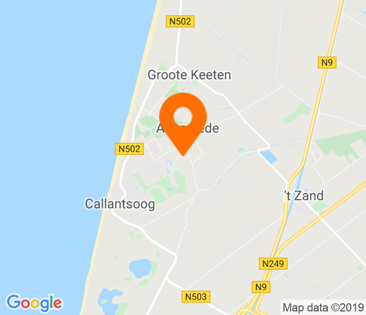 Google Map of 52.844537,4.715638