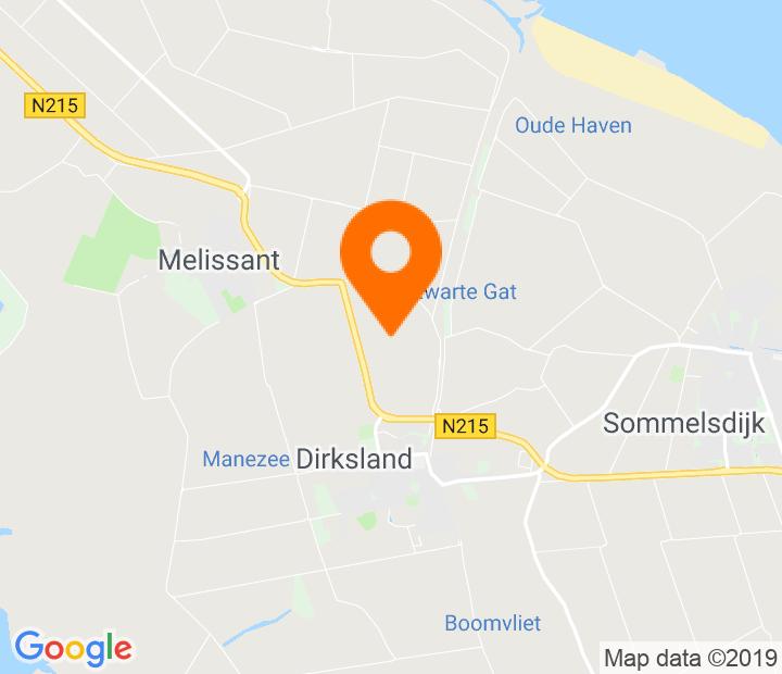 Google Map of 51.762457,4.098031